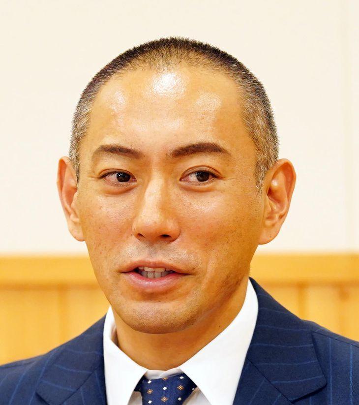 歌舞伎俳優・市川海老蔵