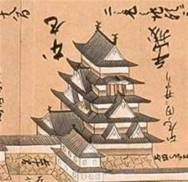 城郭研究者悩ます絵図の存在 国宝・松江城天守に流麗な屋根はあったのか 復元図めぐりバトル