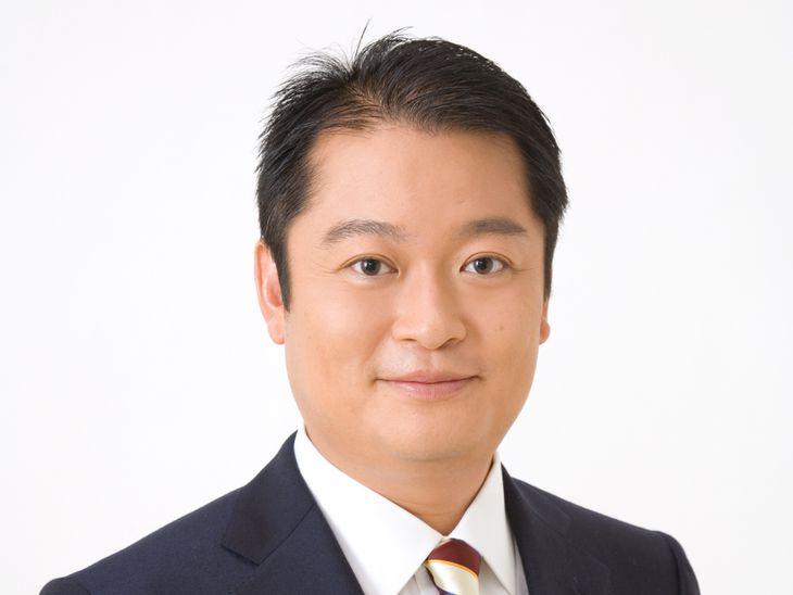 山梨県知事・長崎幸太郎氏