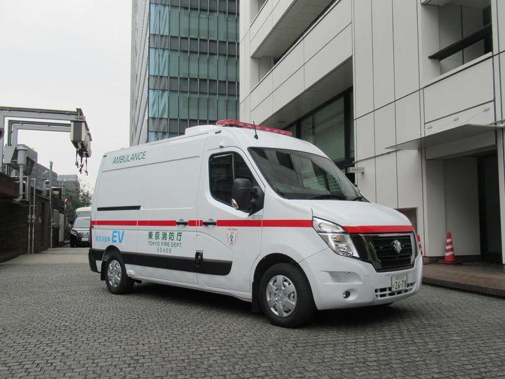 東京消防庁は119番通報にスマホ映像を活用し、適切な救急活動を目指す(同庁提供)