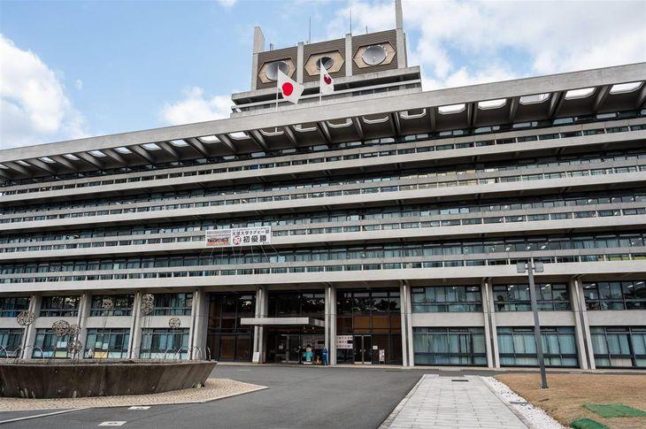 奈良県庁=奈良市