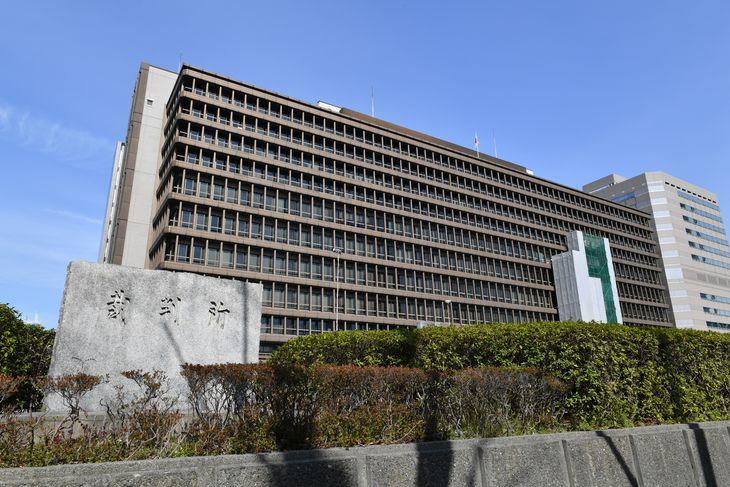 大阪地裁の外観