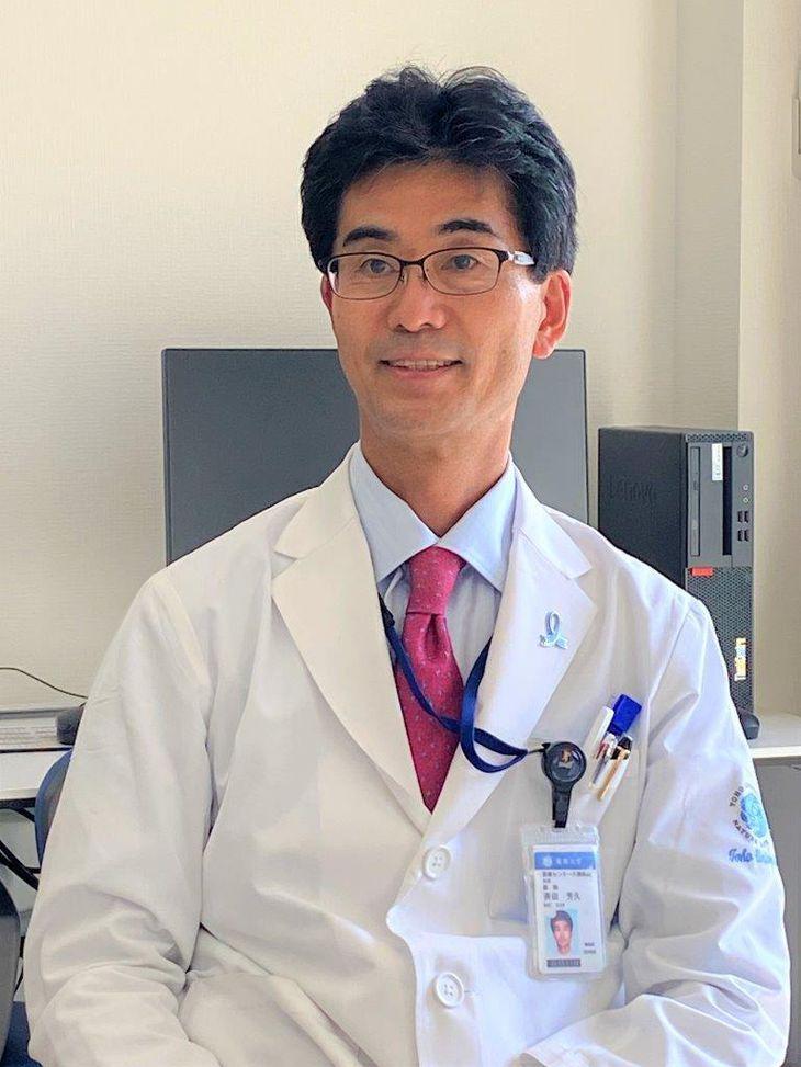 東邦大学医療センター大橋病院外科の斉田芳久主任教授